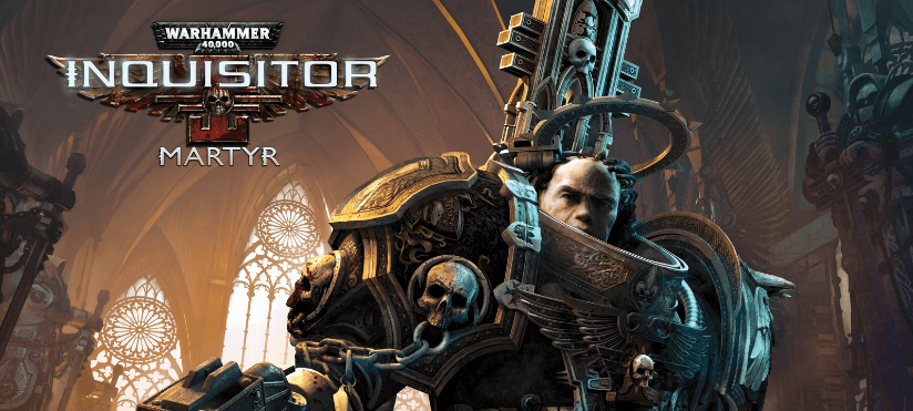 Warhammer 40000: Inquisitor Martyr 1