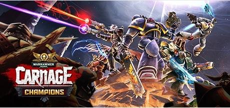 Warhammer 40000: Carnage Champions - Обзор