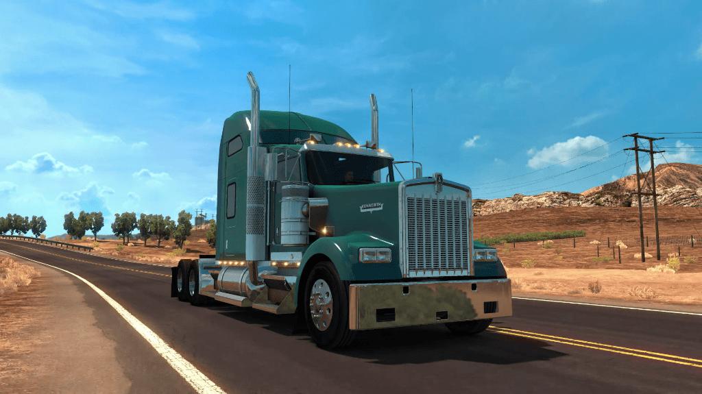 American Truck Simulator 3