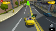 Crazy Taxi: City Rush 3