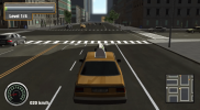 New York Taxi Simulator 1