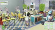 The Sims 4: Go to School 1