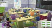 The Sims 4: Go to School 3