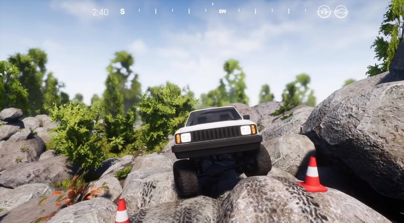 Pure Rock Crawling 3