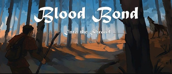Blood Bond - Into the Shroud