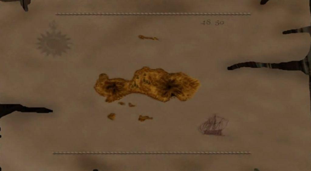 Карта чертогов ирдората