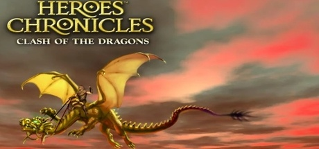 heroes chronicles clash of the dragon