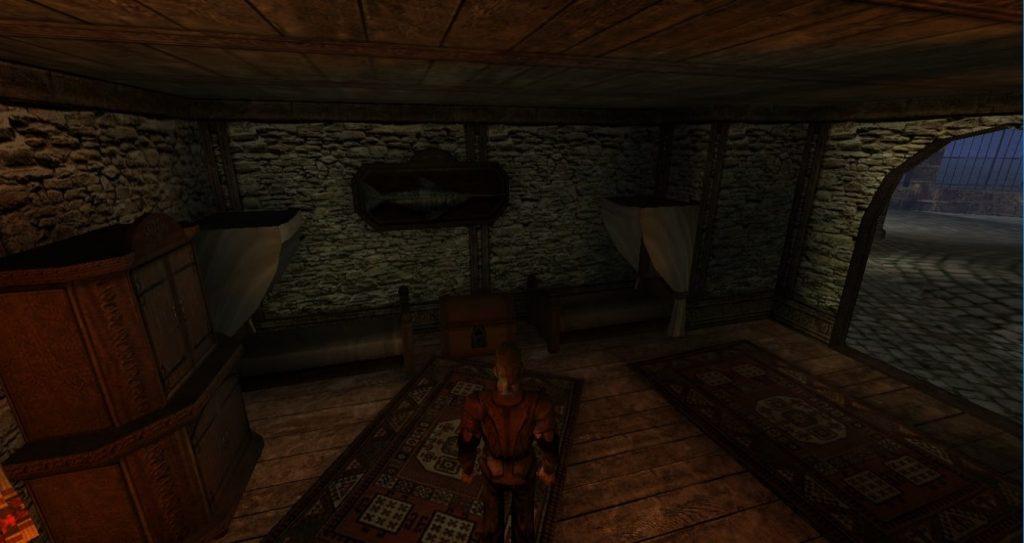сундук в доме алхимика