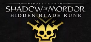 Middle-earth Shadow of Mordor - Hidden Blade Rune