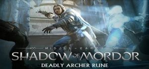 Middle-earth Shadow of Mordor - Rising Storm Rune