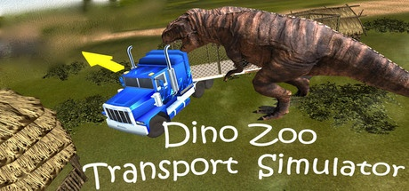 Dino Zoo Transport Simulator