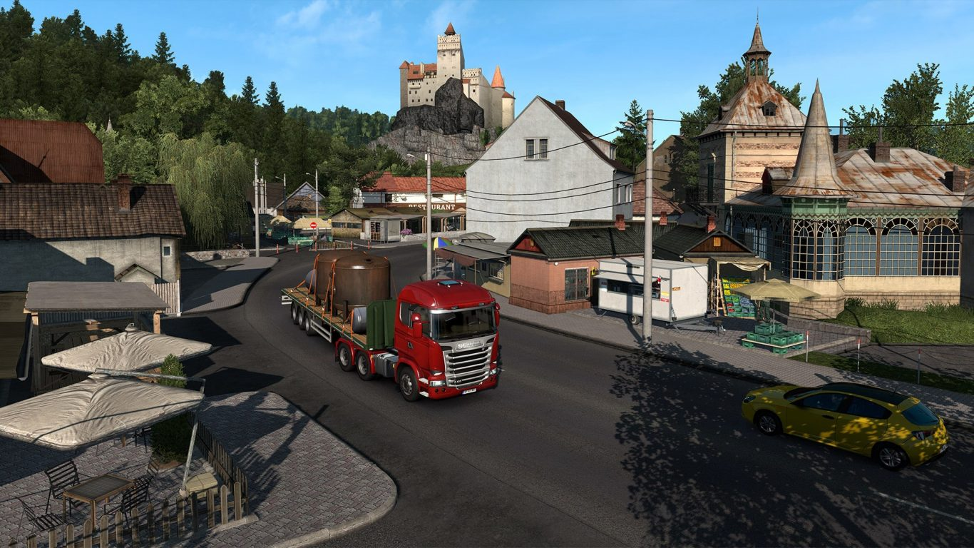 Euro Truck Simulator 2 — Road to the Black Sea (3)