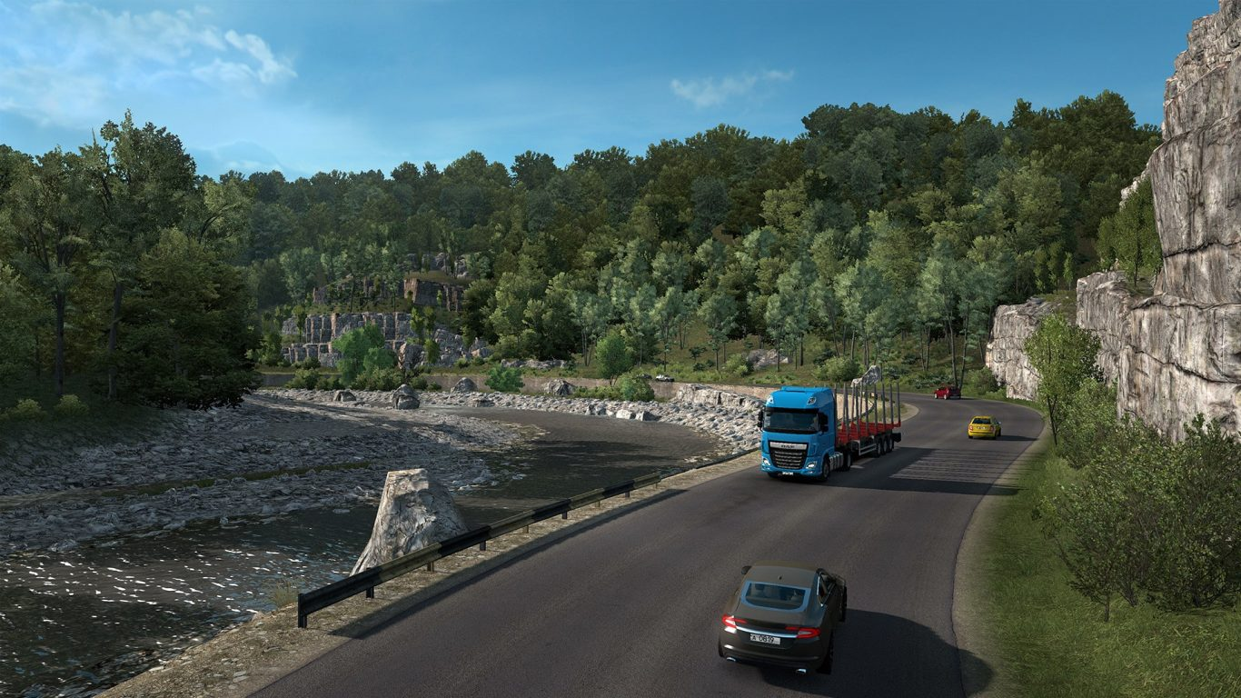 Euro Truck Simulator 2 — Road to the Black Sea (4)